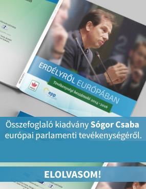 Sogor Csaba Osszefoglalo Kiadvany